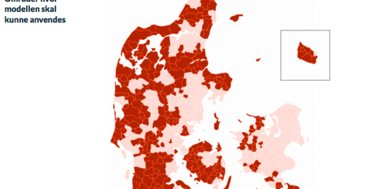 Hele Ærø kan få statsgaranterede realkreditlån