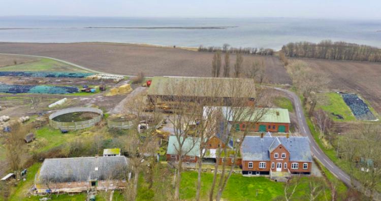 Ommelshoved-ejendom og Halmø sælges for 19 millioner