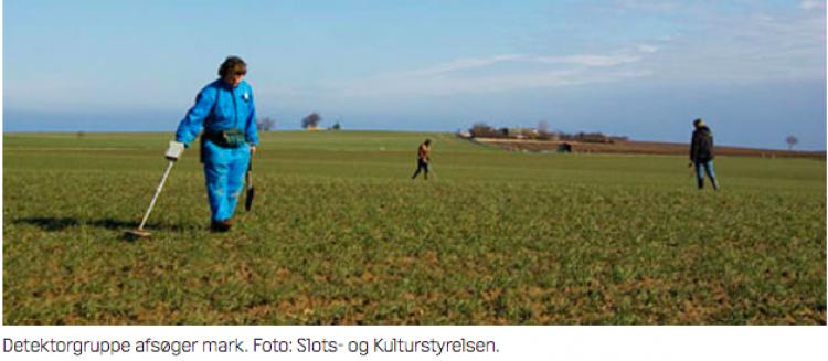 Forbud mod amatør-arkæologer på Ærø