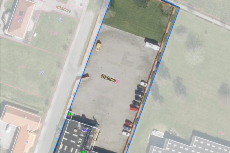 Hjemmeplejen skal bygge på rådhusets parkeringsplads