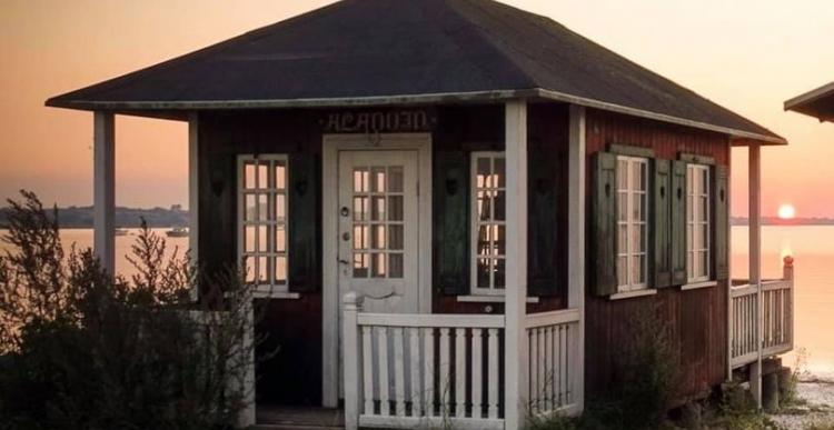 Ærøskøbings smukkeste strandhus er til salg