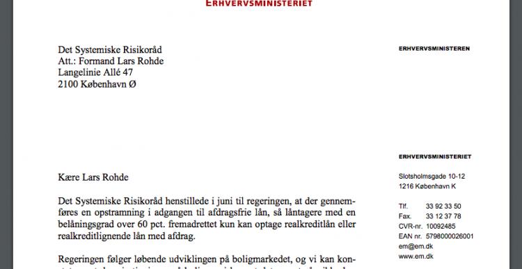 Ingen indgreb mod boligsalg på Ærø og Danmark