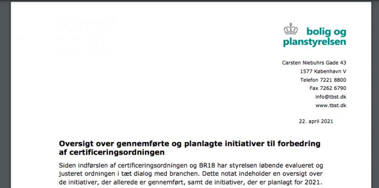 Fra 1. juli lettes regler for ombygninger på Ærø