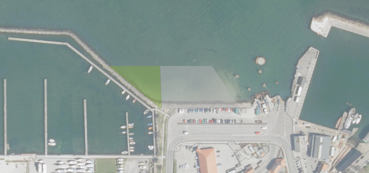 Bygger 3.200 kvm parkering på Ærøskøbing havn