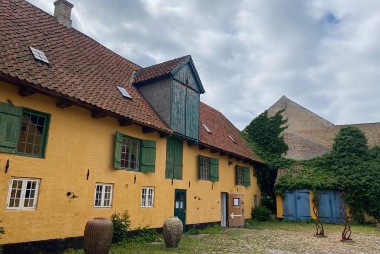 Kommunen kræver at 1.000 kvm kunsthal i Ærøskøbing lukker
