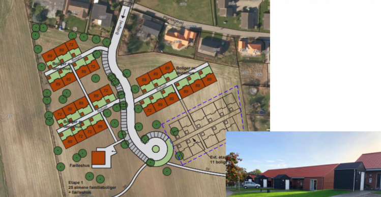 Vil udvide byggeri til 36 boliger i Marstal for 66 millioner