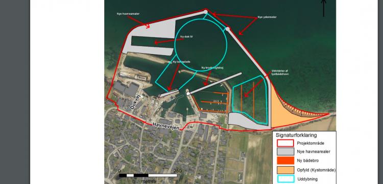 Søby bygger krydstogtskaj, lystbådehavn og værft på 290.000 kvm areal